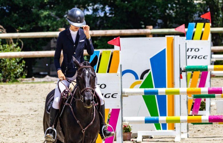 casque d'équitation